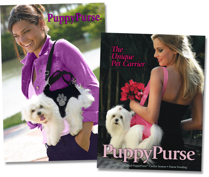 Puppy Purse - Take your best friend wherever you go